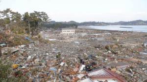 菖蒲田浜 2011/03/12撮影